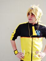 Len Kagamine - Stylish Energy by Kharen94th