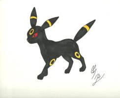 umbreon by Sasuke-fan