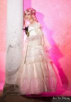 Euphemia -  White and pink by Thesan13