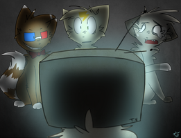 Movie Night by electric32900