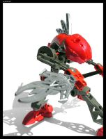 Bionicle: Turahk by webPHIX