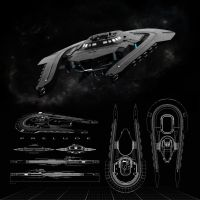 Prelude Scout Ship by Vatzily