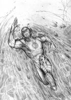Fastest man pencil variant by SaintYak