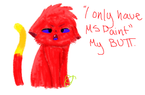 MS Paint by Candlefire29