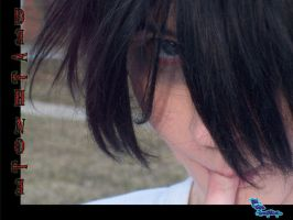 The Identity   L Lawliet by SabinaRose5