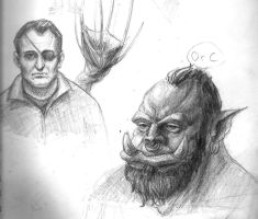 Orc and patch by RekTruk