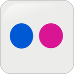 Flickr Logo by Sparetent
