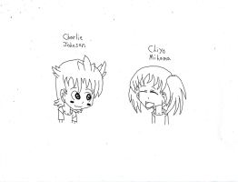 Charlie and Chiyo Chan by Dancrew2010