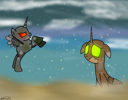 My Little Bionicle: Unity is Magic by Master-0f-Puppets