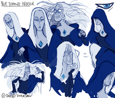 Blue Diamond Redesign by dapcat