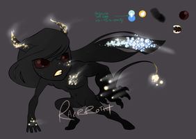 Male Cosmic ADOPTED by razrroth