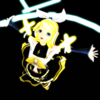 Nuclear Fusion Rin by MMDbeginner