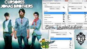 Cursores Jonas Brothers by Cursorsandmore