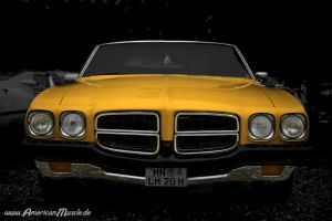 yellowPontiac by AmericanMuscle