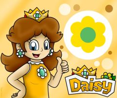 Yeeeehaaa!! I'm Daisy!! by SuperLakitu