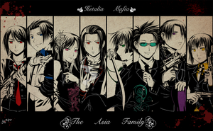 APH Mafia - the Asia Family by Lo-wah