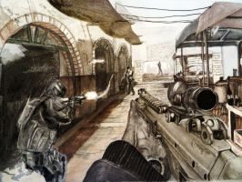 Modern Warfare 3. by GTzArt
