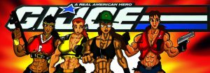 Gi joe Sgt.Slaughter And The Renegades by RWhitney75