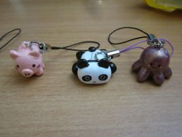 Sculpey Charms 7 by BlackUmbral