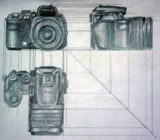 Multiview orthographic project by iMAGGInary