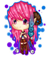 Chibi Succubus by Daine-Hime