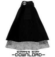 MMD: Sharpe's Skirt +Download by TrinityRaven