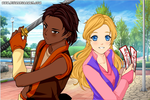 Oten and Jada by Rockgirl-Savvy
