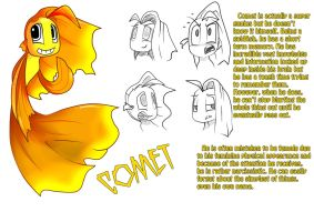Comet Profile by Thirt13nXIII
