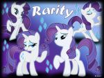 MLP: Friendship is Magic Rarity by KyssS90