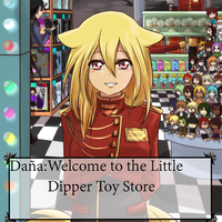 Dafter-Story: Little Dipper Toy Store by xYorutenshi