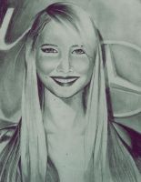 jennifer lawrence by rommeldrawlines-12