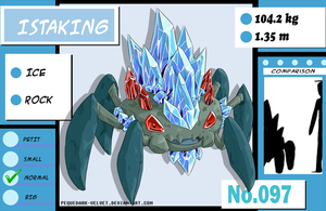 097: ISTAKING by PEQUEDARK-VELVET