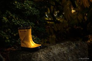Boots of Fall by UrbanRural-Photo