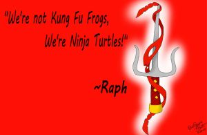 Raph Quote 2 by LoveableHothead