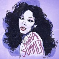 Donna Summer by monkeycrisisonmars