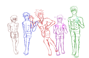Holiday Nordics WIP by PineIce