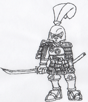 Usagi Yojimbo by heartlessk