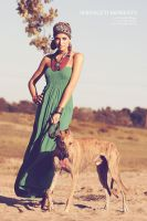 Serengeti Moments III by Michelle-Fennel
