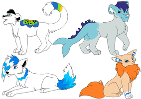 Griffsnuff Contest Designs by Kainaa