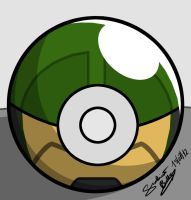 Master Ball by GiulianoBotter