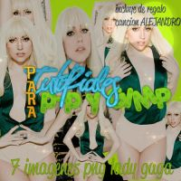 Lady gaga PNG PACK by xDaniela