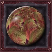 Gift Box Marble - Autumn by Velvet--Glove