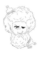 afro dude by etubi92