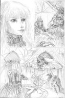 Dark Crystal Comic by sadwonderland