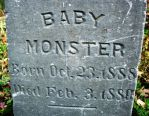 Baby Monster by Manimal420