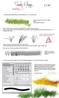 Tutorial - Grass by Katikut