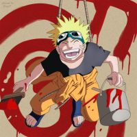 Young Naruto by JyuuPL