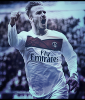 David Beckham by napolion06