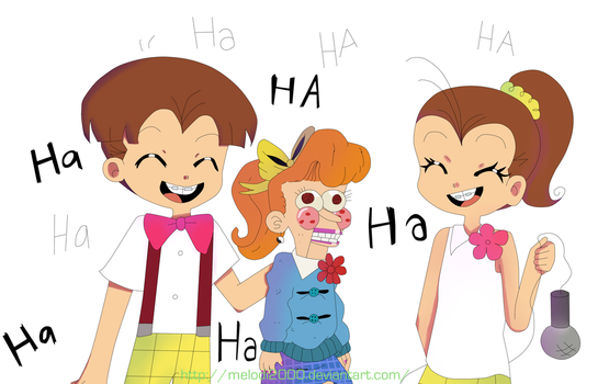 More Laughs by melodi2000