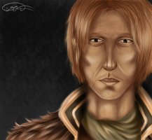 Hobo Apostate Nerd - Dragon Age by SparkyGillespie